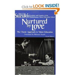 nurtured